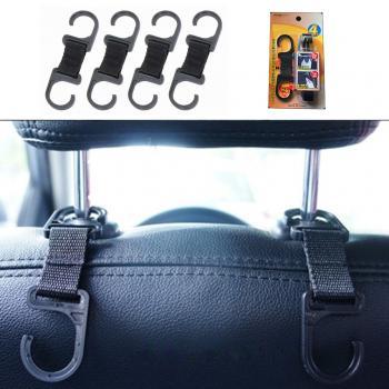 Крючки для бутылок и пакетов SHUNWEI AT-025 (набор 4 шт.)