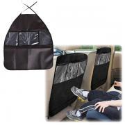 Защитный чехол на переднее сидение с кармашками Caretero FBS-12