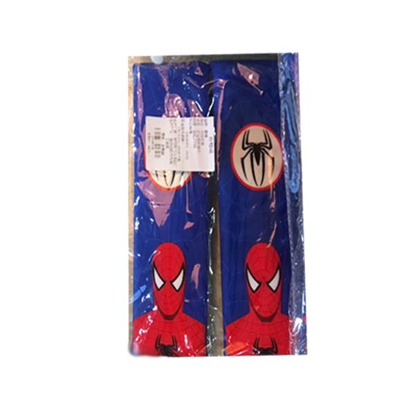 Пояс на ремень безопасности Человек паук (2 шт. в наборе) NAPOLEX PR-218