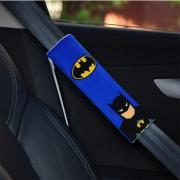 Пояс на ремень безопасности Бэтмен (2 шт. в наборе) NAPOLEX PR-219
