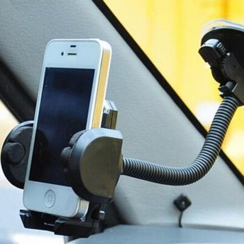 Автомобильный держатель для телефона Easy View Fly 14008 (черный)