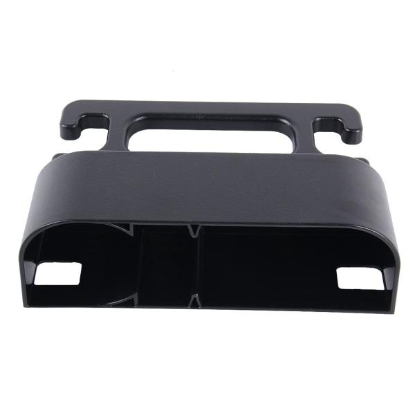 Коробка для хранения предметов в автомобиль черная Greenant PES-1