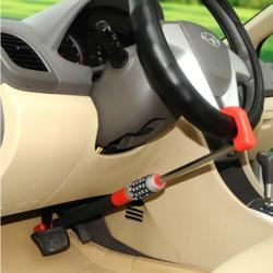 Механическое противоугонное устройство для автомобиля на руль и педаль AIMOCA 023 VIP