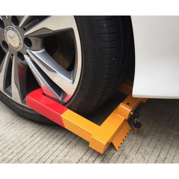 Механическое противоугонное устройство для автомобиля на автомобильное колесо Anbo Hong ABH-C4