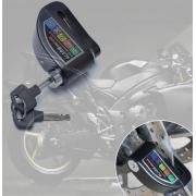 Механическое противоугонное устройство для мотоцикла - мотоциклетный дисковый замок Sailnovo Disc Brake Lock 2