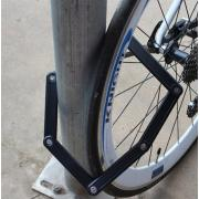 Механическое противоугонное устройство для мотоцикла - складной замок FUYOUSHENZHU ABS1