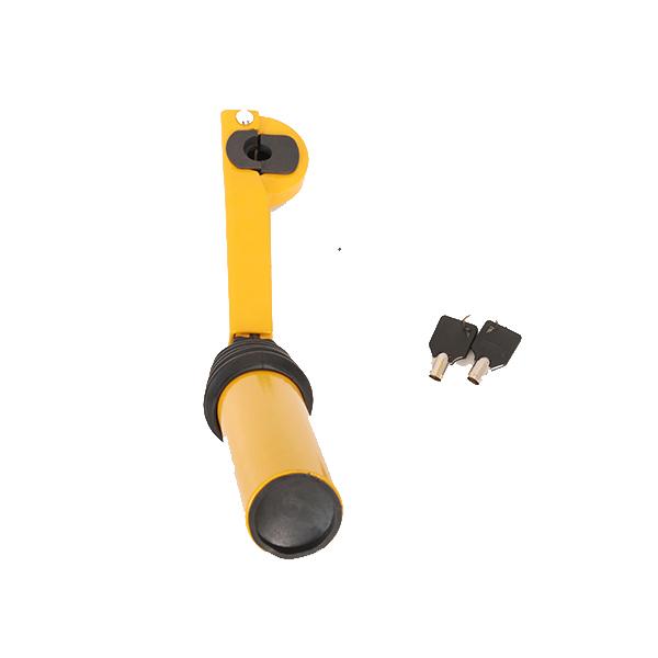 Механическое противоугонное устройство для автомобиля блокиратор на ручник и коробку передач Jingbo 855