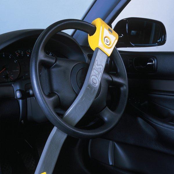 Механическое противоугонное устройство для автомобиля на руль OKLEAD OKL6041