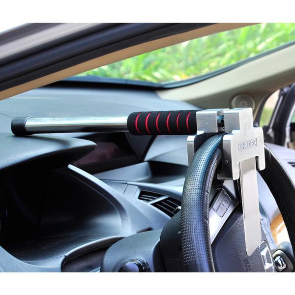 Механическое противоугонное устройство для автомобиля на руль Okron T8 VIP