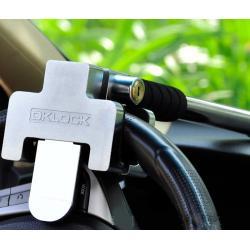 Механическое противоугонное устройство для автомобиля на руль Okron T6 VIP