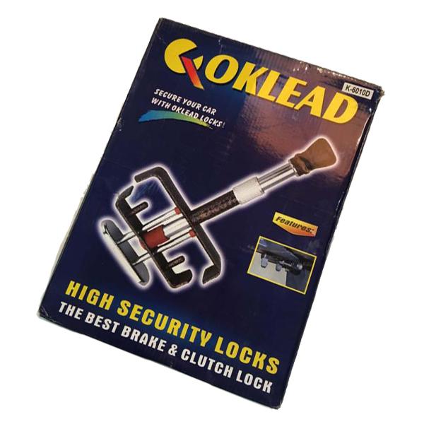 Механическое противоугонное устройство педали Oklead OKL6010D