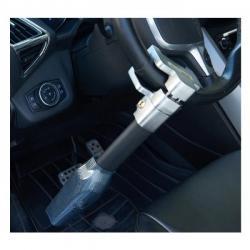 Механическое противоугонное устройство для автомобиля на руль с Звуковой  сигнализацией  AUMOHALL KT1107-181027