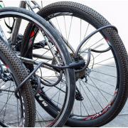 Механическое противоугонное устройство для велосипеда - цепь на колесо NaitekeSuo CQ-1316