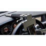 Механическое противоугонное устройство  для автомобиля на руль и торпеду  Shu AB-2007 ( VIP )