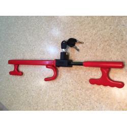 Механический блокиратор педалей купить