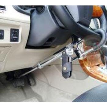Противоугонное устройство на руль и педаль для автомобиля Oklead OKL-8823