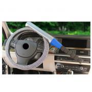 Механический блокиратор руля для автомобиля  на руль  Alca V3000 ( БИТА) Cинего  цвета