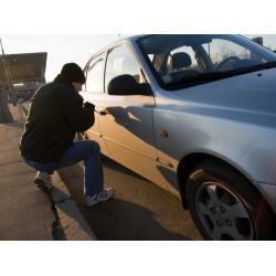 В Киеве резко увеличилось количество квартирных краж и угонов авто
