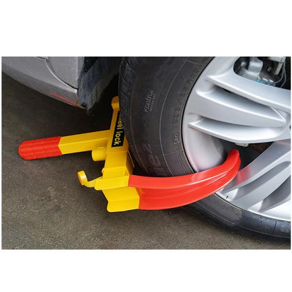 Механическое противоугонное устройство для автомобиля на автомобильное колесо Shu Knk-007