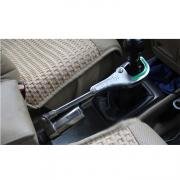Механическое противоугонное устройство для автомобиля на ручник и коробку передач Jingbo 722