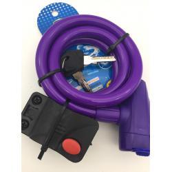 Механическое противоугонное устройство для велосипеда - цепь на колесо NaitekeSuo CQ-1209
