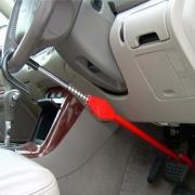 Механическое противоугонное устройство для автомобиля на руль и педаль Skybear 671320