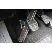 Механический блокиратор педалей автомобиля Qida DSW-FXS006-1