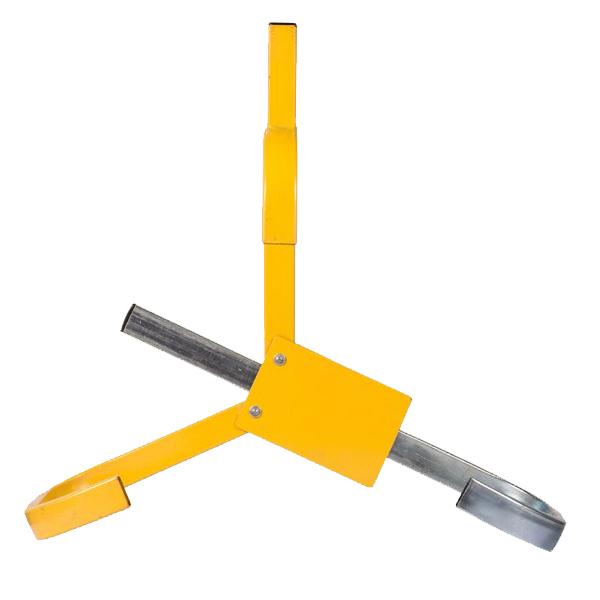 Механическое противоугонное устройство для автомобиля на автомобильное колесо  AUMOHALL T783